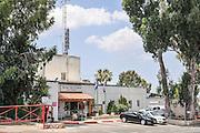 Rosh Pinna, Israel, Police station
