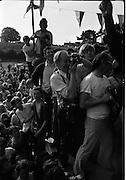 15/07/1972<br /> 07/15/1972<br /> 15 July 1972<br /> Muhammad Ali at Stewarts Hospital Fete, Palmerstown, Dublin. Snapper snapped!