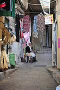 Israel, Nazareth The market