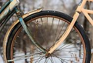 Bicycle Fence, Loveland CO