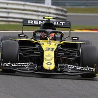 28.08.2020, Circuit de Spa-Francorchamps, Spa-Franchorchamps, FORMULA 1 ROLEX BELGIAN GRAND PRIX 2020<br />  , im Bild<br /> Esteban Ocon (FRA#31), Renault DP World F1 Team<br /> <br /> Foto © nordphoto / Bratic