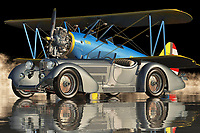 Mercedes - Benz 710 from 1930 is an iconic sports car. A sleek, elegant car it epitomizes the beauty of modern day motorcycling. This article covers a look at the early life of this legendary sports car from its conception to its sale in present-day Germany.
