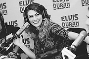 Photos the band Karmin visiting the Elvis Duran Z100 Morning Show at Z100 Studios, NYC. September 10, 2012. Copyright © 2012 Matthew Eisman. All Rights Reserved.