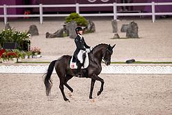 Krüth Carina Cassöe, DEN, Heiline s Danciera, 120<br /> Olympic Games Tokyo 2021<br /> © Hippo Foto - Dirk Caremans<br /> 27/07/2021