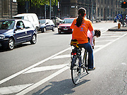 Bicicletta a Milano..Bicycle in Milan