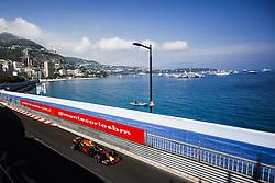 May 24, 2018 - Montecarlo, Monaco - 33 Max Verstappen Max from Netherlands Aston Martin Red Bull Tag Heuer RB14 during the Monaco Formula One Grand Prix  at Monaco on 24th of May, 2018 in Montecarlo, Monaco. (Credit Image: © Xavier Bonilla/NurPhoto via ZUMA Press)