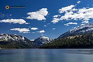 Wallowa Lake in Joseph, Oregon, USA