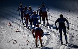 February 24, 2019 - Seefeld In Tirol, AUSTRIA - 190224 A general view of women's team sprint semi final during the FIS Nordic World Ski Championships on February 24, 2019 in Seefeld in Tirol..Photo: Joel Marklund / BILDBYRN / kod JM / 87888 (Credit Image: © Joel Marklund/Bildbyran via ZUMA Press)