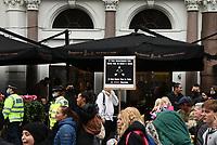 March for Freedom, London, UK - 17 Oct 2020 photo by Krisztian Elek