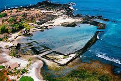 Ai`opio Fish Trap, .Kaloko-Honokohau National Historical Park, .Kona Coast, Big Island, Hawaii.