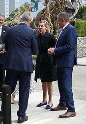 May 20, 2019 - London, London, United Kingdom - Image licensed to i-Images Picture Agency. 20/05/2019. London, United Kingdom. Princess Beatrice  at the Chelsea Flower Show in London. (Credit Image: © Pool/i-Images via ZUMA Press)