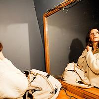 Jessica Watkins as Lily Tomlin - Schtick or Treat 2012 - November 4, 2012 - Littlefield