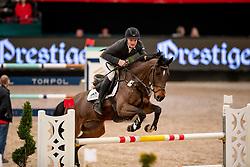 Norris Killian, IRL, Diabrando<br /> Leipzig - Partner Pferd 2019<br /> © Hippo Foto - Stefan Lafrentz