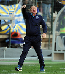 Cape Town-180224 WIts Coach Gavin Hunt in their PSL game against Cape Town City  in Athlone Picture Ayanda Ndamane/African News Agency/ANA