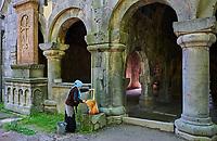 Armenie, province de Lori, Eglise de Sanahin // Armenia, Mori province, Sanahin church