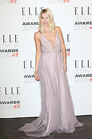 Mollie King, ELLE Style Awards 2016, Millbank London UK, 23 February 2016, Photo by Richard Goldschmidt