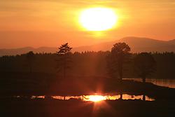 July 21, 2019 - Clonee Lake, County Kerry, Ireland (Credit Image: © Peter Zoeller/Design Pics via ZUMA Wire)