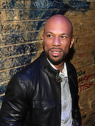 New York, NY- December 21: Recording Artist Common backstage at the Common Concert of his new Album ' The Dreamer/Believer held at the House of Blues  on December 21, 2011 in Los Angeles, CA. Photo Credit: Terrence Jennings
