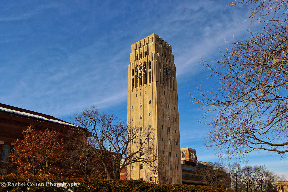 """""""Burton Memorial Tower""""<br /> <br /> The beautiful Burton Memorial Tower on the central campus of the University of Michigan!!<br /> <br /> Architecture: Structures, buildings and their details by Rachel Cohen"""