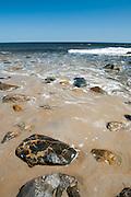 Rocks & Waves, Plum Island National Wildlife Refuge