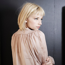 Kaboom's actress Haley Bennett at the 63rd Cannes Film Festival. France. 15 May 2010. Photo: Antoine Doyen