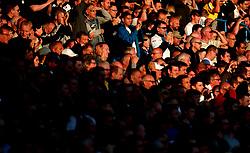 Leeds United fans - Mandatory by-line: Robbie Stephenson/JMP - 09/08/2017 - FOOTBALL - Elland Road - Leeds, England - Leeds United v Port Vale - Carabao Cup
