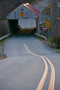 Sayers covered bridge in Thetford, VT. Haupt Truss with arch, 80', spanning Ompompanoosuc River on Tucker Hill Road, west off Route 133. The only Haupt in Vermont (as well as the Northeast) and one of only three in the US. (http://www.virtualvermont.com/coveredbridges/sayers.html)