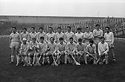 13/09/1970<br /> 09/13/1970<br /> 13 September 1970<br /> All-Ireland Intermediate Semi-Final: Dublin v Antrim at Croke Park, Dublin.<br /> The Dublin team.