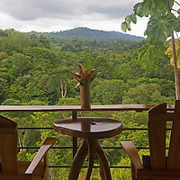 Central America, Costa Rica, Drake Bay. Drake Bay Getaway Resort.