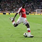 NLD/Amsterdam/20080808 - LG Tournament 2008 Amsterdam, Ajax v Arsenal, Emmanuel Adebayor