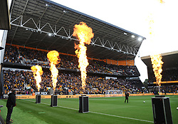 General views of the Molineux Stadium- Mandatory by-line: Nizaam Jones/JMP- 16/09/2018 - FOOTBALL - Molineux - Wolverhampton, England - Wolverhampton Wanderers v Burnley - Premier League