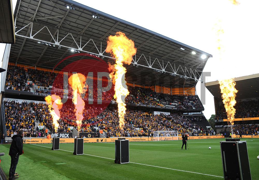General views of the Molineux Stadium- Mandatory by-line: Nizaam Jones/JMP- 16/09/2018 - FOOTBALL - Molineux - Wolverhampton, England - Wolverhampton Wanderers v Burnley - Premier League