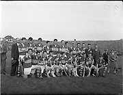 23/09/1956.09/23/1956.23 September 1956.Tipperary 4-16.Kilkenny 1-5.The All-Ireland Minor Hurling Fional 1956. Tipperary defeated Kilkenny by 4-16 to 1-5 in the final to win the championship.