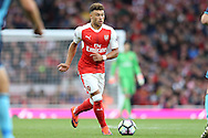 Alex Oxlade-Chamberlain of Arsenal in action. Premier league match, Arsenal v Middlesbrough at the Emirates Stadium in London on Saturday 22nd October 2016.<br /> pic by John Patrick Fletcher, Andrew Orchard sports photography.