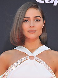 Olivia Culpo arrives at The 2017 ESPYS held at the Microsoft Theater in Los Angeles, CA on Wednesday, July 12, 2017.  (Photo By Sthanlee B. Mirador) *** Please Use Credit from Credit Field ***