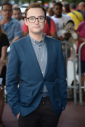 August 16, 2017 - New York, NY, USA - August 16, 2017  New York City..Griffin Newman attending the 'The Tick' TV show premiere on August 16, 2017 in New York City. (Credit Image: © Kristin Callahan/Ace Pictures via ZUMA Press)