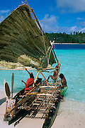Kitava Island, The Trobriands, Papua New Guinea,(no model release, editorial use only)<br />