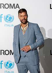 Ricky Martin arriving at a photocall for the Unicef Summer Gala Presented by Luisaviaroma at Villa Violina on August 10, 2018 in Porto Cervo, Italy. Photo by Alessandro Tocco/ABACAPRESS.COM
