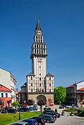 Bielsko-Biała, 19.05.2013. Katedra św. Mikołaja w Bielsku-Białej.