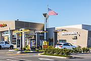 McDonald's Restaurant Fast Food Chain Costa Mesa