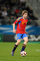 FOOTBALL - UNDER 21 - FRIENDLY GAME - FRANCE v SPAIN - 24/03/2011 - PHOTO GUILLAUME RAMON / DPPI - ASIER ILLARRAMENDI (SPA)