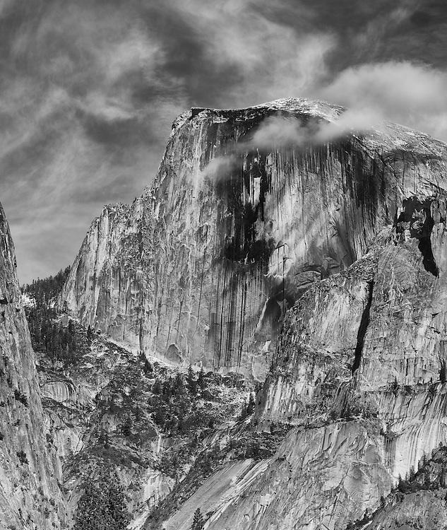 Yosemite, Ca - 2015: Yosemite Valley, 2015. Half Dome.