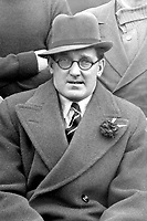 Fotball<br /> England<br /> Foto: Colorsport/Digitalsport<br /> NORWAY ONLY<br /> <br /> Chelsea historikk<br /> Joe Mears (Chelsea Director/Chairman) 1936/37.