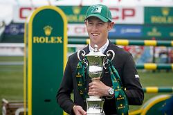 Brash Scott, (GBR) winner of the CP International Grand Prix presented by Rolex<br /> Spruce Meadows Masters - Calgary 2015<br /> © Hippo Foto - Dirk Caremans<br /> 14/09/15
