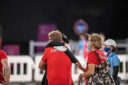 Dufour Cathrine, DEN, Binder Anne-Mette, DEN<br /> Olympic Games Tokyo 2021<br /> © Hippo Foto - Stefan Lafrentz<br /> 28/07/2021
