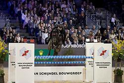 Gaudiano Emanuele, ITA, Carlotta 232<br /> Indoor Brabant - Den Bosch 2017<br /> © Hippo Foto - Dirk Caremans<br /> 11/03/2017