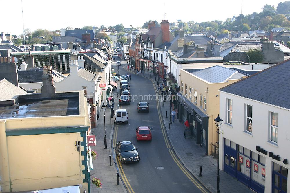Dalkey Village, County Dublin, Ireland<br />