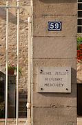 domaine michel juillot mercurey burgundy france