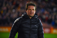 Daniel Stendel  of Barnsley (Manager) during the EFL Sky Bet League 1 match between Barnsley and Sunderland at Oakwell, Barnsley, England on 12 March 2019.