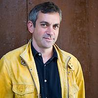 Wladimir Kaminer poses in Venice ahead of his talk for the Incontri di Civilta event in Venice. ----------------------<br /> Marco Secchi/XianPix<br /> email msecchi@gmail.com<br /> http://www.marcosecchi.com